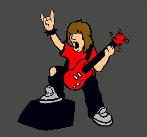 imagenes de amor rockero dibujos de rock imagui