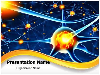 powerpoint templates free neurology free neuron medical powerpoint template for medical
