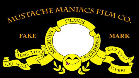 Moustache Maniacs Logo 6 by Quot Animation Reel 2 Quot Debuts With New Logo