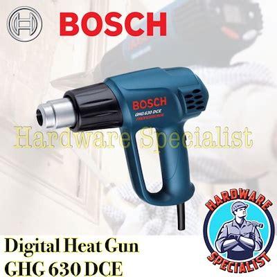 Bosch Ghg 630 Dce Mesin Gun Murah qoo10 bosch digital adjusting heat gun ghg 630 dce furniture deco