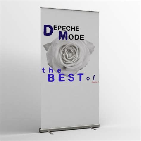 depeche mode best of volume 1 depeche mode banners the best of volume 1 dm universe