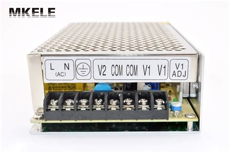 high c supply high quality dual output 12 volt switch power supply 120w
