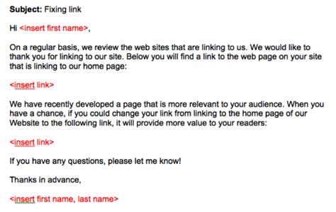 link building template broken link building 101 identifying using broken links