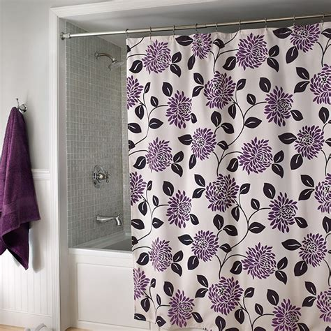Grey And Purple Shower Curtain by 25 Best Ideas About Purple Shower Curtains On