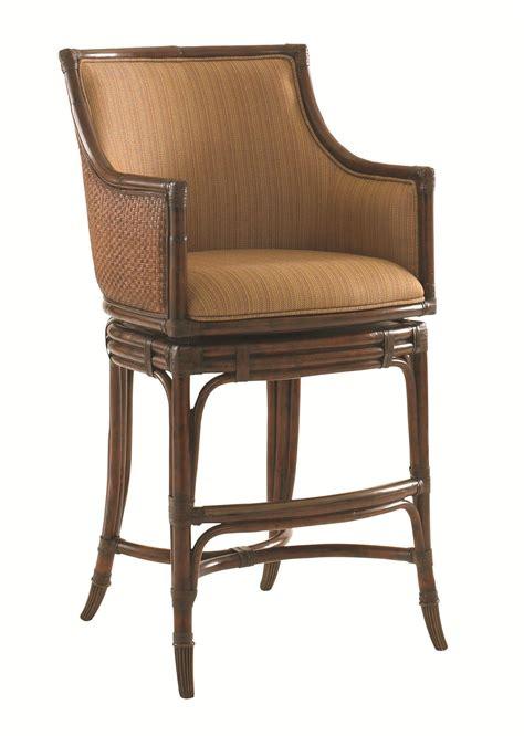 Bahama Furniture Bar Stools by Bahama Home Landara Oceana Quickship Swivel Bar