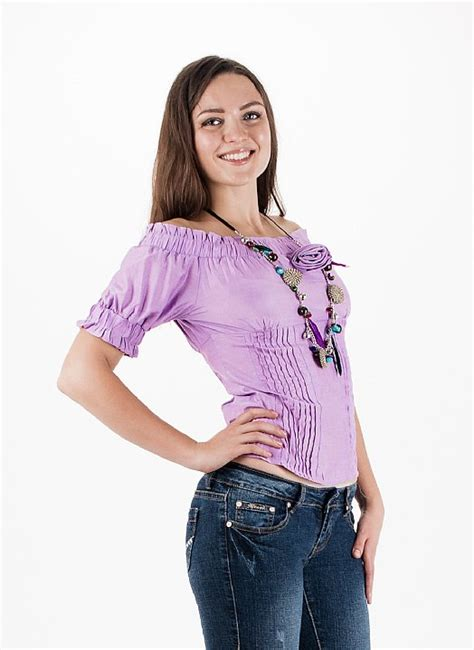 Dressy White Blouses With Ruffles by Ruffle Top Purple Tops Dressy Womens Tops Evening Tops