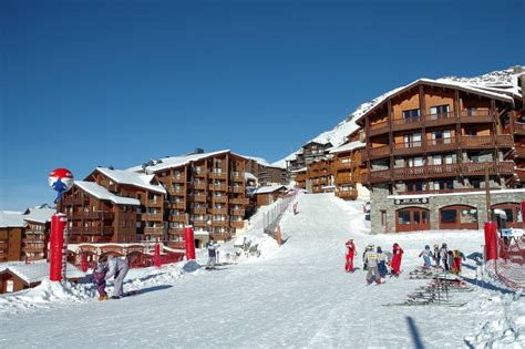 val thorens appartments residence village montana val thorens france skiworld