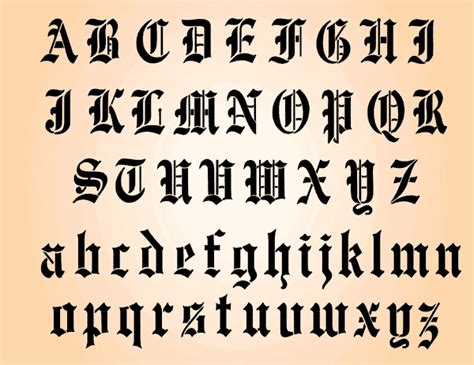 tattoo maker old english font tattoo lettering stencils katy perry buzz