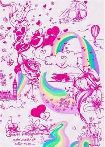color rosa el mundo de color rosa chechina