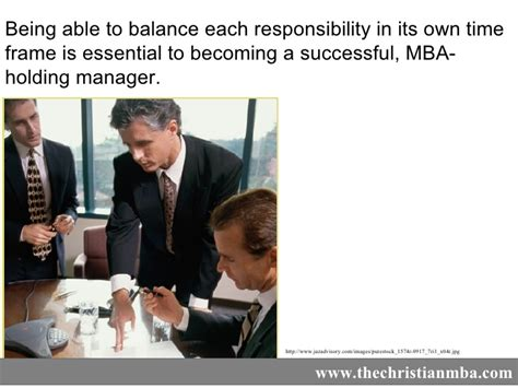 Will I Be Able To Do Mba by Manage Money And Time With An Mba