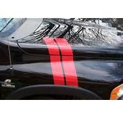ALL Year Dodge Ram Hash Mark Fender And Hood Stripes