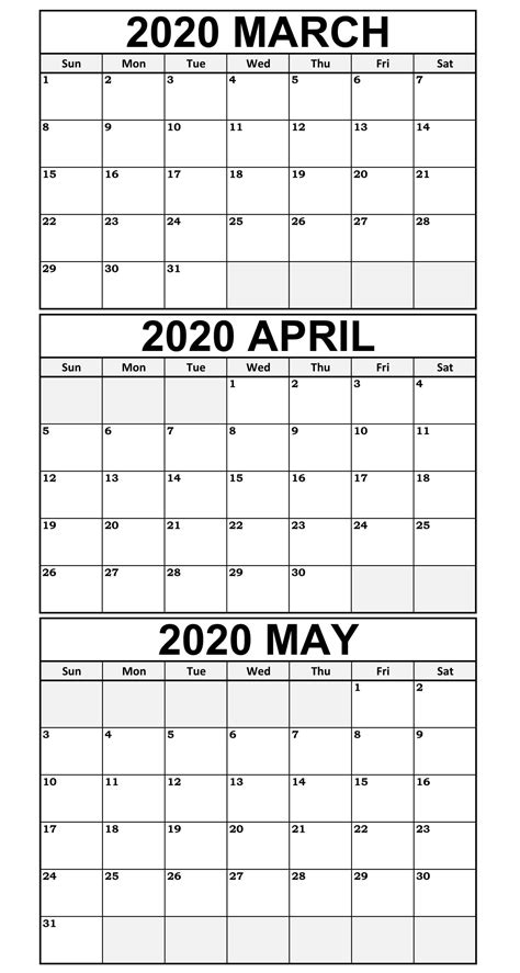 printable march    calendar templates  calendars  students education printable