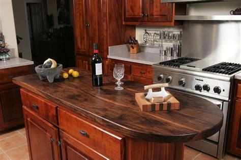 How To Finish Wood Countertops In Kitchen by 17 Best Images About Countertops On Wood