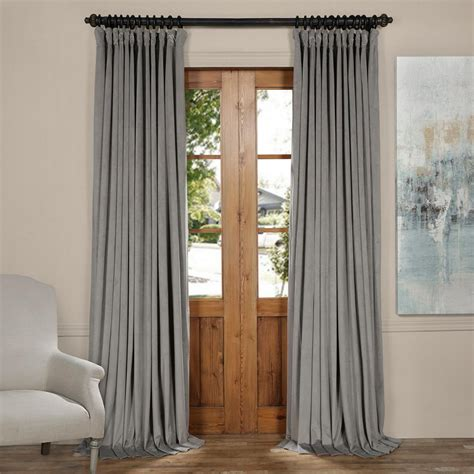 silver velvet curtains exclusive fabrics furnishings signature silver grey