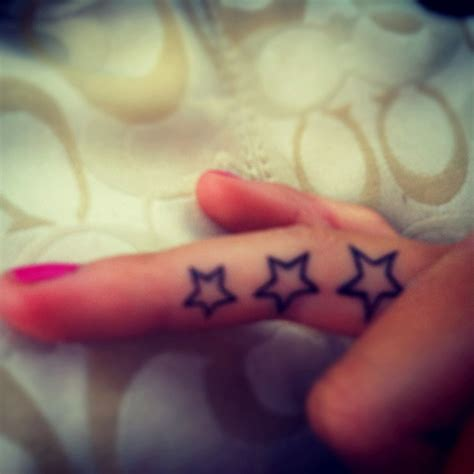 tattoo on finger stars 111 best images about tattoo on pinterest finger tattoos