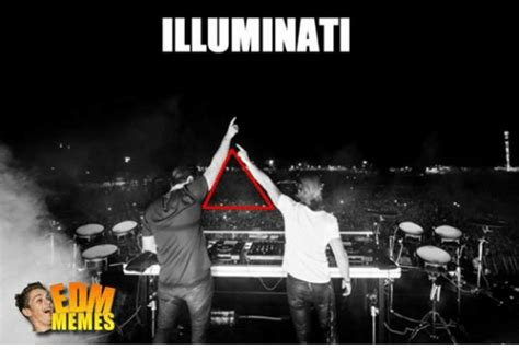 illuminati musica 25 best memes about illuminati edm and