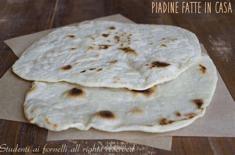 Pizza Veloce Fatta In Casa by Piadina Fatta In Casa Senza Strutto Ricetta Piada Veloce