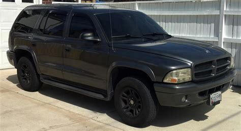 jeep durango blacked out 06 dodge dakota quotes