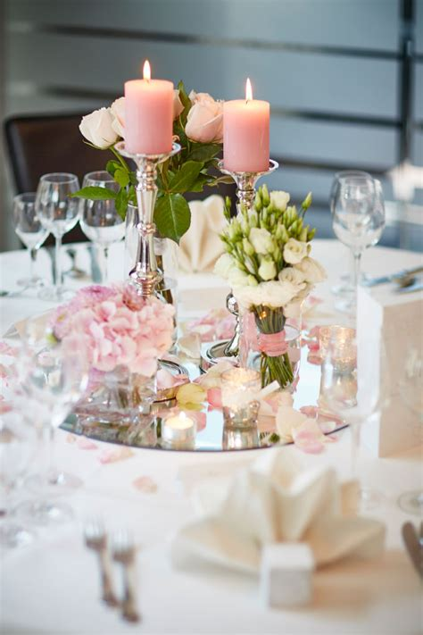 Deko F R Die Hochzeit by Tischdekoration F 252 R Die Hochzeit Selber Gestalten