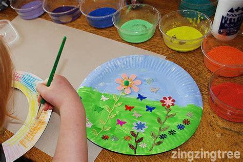 Gardening Paper Garden Paper Paper Plate Garden To