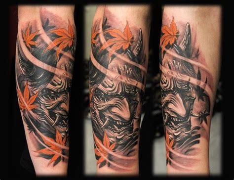 hannya arm tattoo 25 best ideas about hannya mask tattoo on pinterest oni