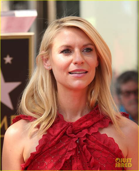 claire danes receives star on hollywood walk of fame with full sized photo of claire danes receives star on