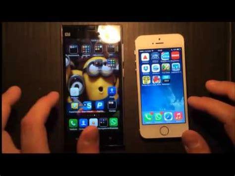 Hp Xiaomi Vs Iphone xiaomi mi3 vs iphone 5s beast has arrived top on