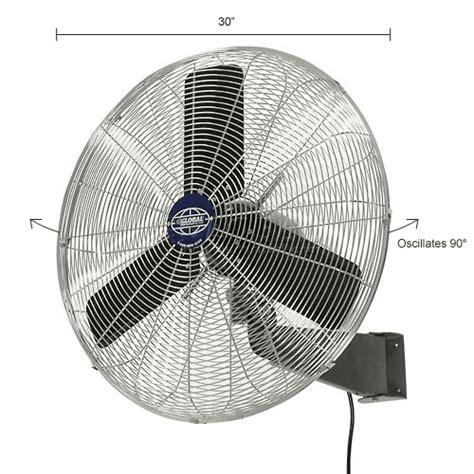oscillating wall mount fan 30 diameter fans wall fans oscillating wall mount fan 30 inch