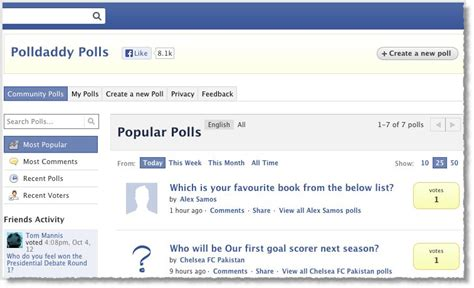 facebook questions for friends create polls get answers 4 facebook poll tools for your social media strategy