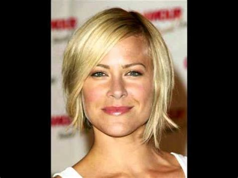 short hairstyles for older women with thin fine hair