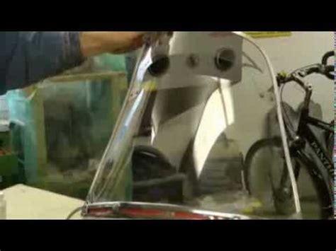 Windschutzscheibe Selber Polieren by Ideal Windschild Aufbereiten Scheiben Polieren Youtube