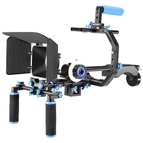 best dslr rig top 5 best shoulder rig for dslr cameras for sale 2016