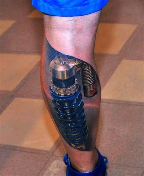 60 awesome calf tattoo designs ever made golfian com