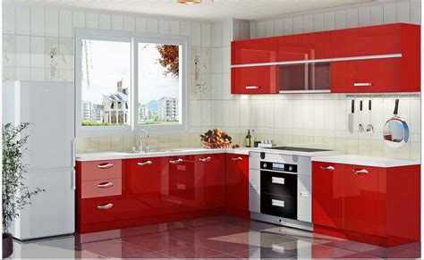 Pvc Kitchen Furniture Designs A Guide To Kitchen Cabinet Finishes Designwud