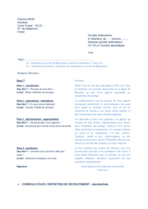Lettre De Motivation De Standardiste Standardiste Exemple Cv Lettre Motivation Type Conseils Entretien Recrutement M 233 Tier