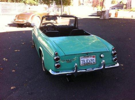 Lu Mobil Datsun vente voiture ancienne de collection datsun fairlady