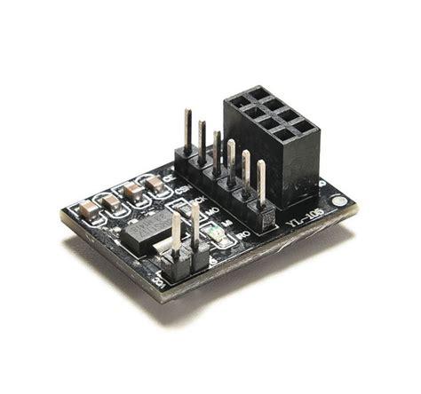 adapter board  nrfl wireless module   vcc