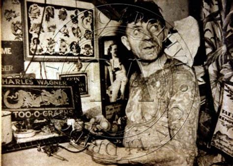 tattoo shops history charlie wagner