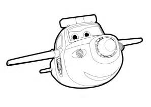 super wings coloring pages to download and print for free