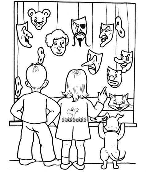 realistic halloween coloring pages realistic halloween coloring pages
