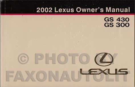 service manual 2002 lexus ls service manual free 2002 lexus ls430 owner s owners manual 2002 lexus gs 300 and gs 430 wiring diagram manual original