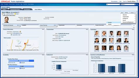 3d Free Software oracle fusion hcm applications manager dashboard flickr