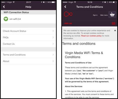 app terms and conditions template article details
