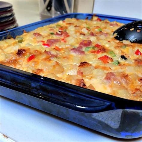 Cottage Cheese Bake by Cheesy Amish Breakfast Casserole Quot This Is Go To