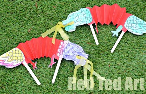 new year pictures for new year crafts for puppets