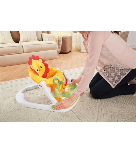Fisher Price Floor Seat by Fisher Price Sit Me Up Floor Seat With Tray
