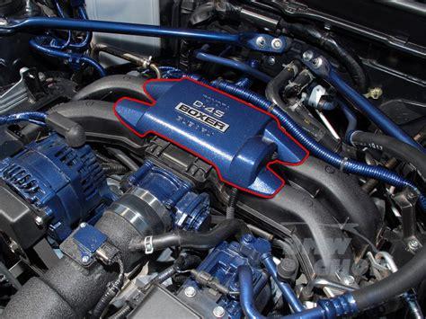 toyota with subaru engine carbon fiber engine motor cover interior for toyota gt86