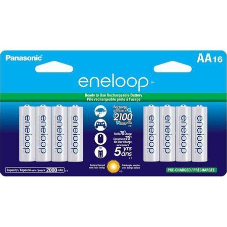 Sale Panasonic Battery Batere Baterai Eneloop Aa 2000 Mah panasonic eneloop quot aa quot 2000 mah rechargeable ni mh battery