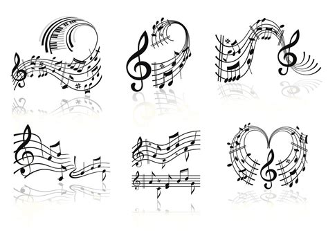 truly brilliant ideas for music note tattoos you can try