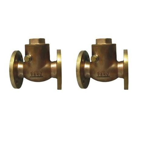 bronze swing check valve marine bronze swing check valve jis f7371 supplier china